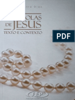 Parabolas de Jesus Texto e Cont - Haroldo Dutra Dias