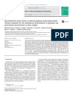 Electrochemical sensor based on reduced graphene oxide/carbon black/ chitosan composite for the simultaneous determination of dopamine and paracetamol concentrations in urine samples