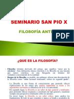 Seminario San Pio x - Filosofia Antigua 12