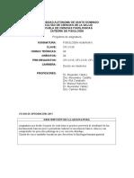 Plan 14 Teoria FisiologiaHumanaII(CFI 3130)Medicina