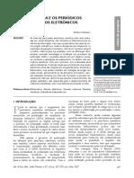 webometria e os periódicos científicos eletrônicos