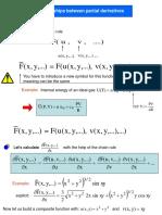 Relationships between partial derivatives.pps