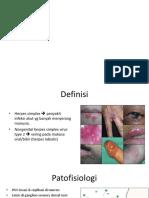HSV Stomatitis Herpes