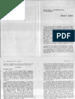 LUKES, Steven. Bases para a interpretação de Durkheim.pdf