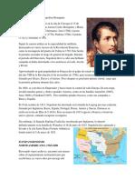 Biografía Resumida de Napoléon Bonaparte
