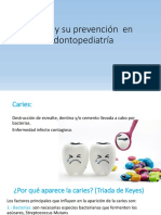 Caries en Odontopediatría(2)
