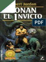 10-Conan El Invicto - Robert Jordan
