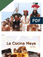 Vestidura de Los Mayas