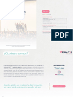 Perfil Fundación Igualitos - 2018