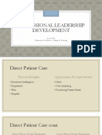professional leadership development