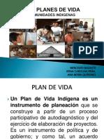 Los Planes de Vida Comunidades Indigenas