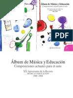 Album Musica Para Estudiantes Basica Media