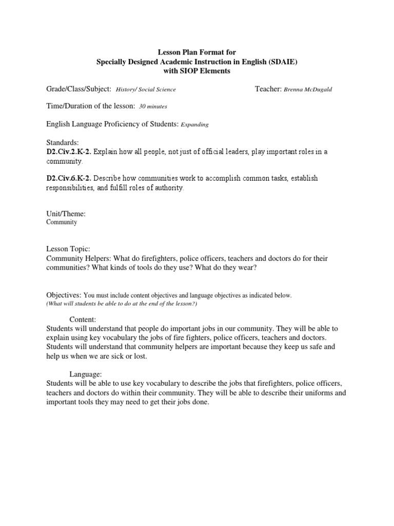 Ssunit 255 Information Learning