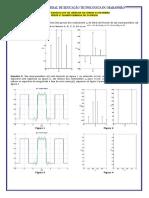 Prova 2ª Etapa - Série e Transformada de Fourier
