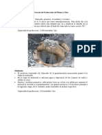 Proceso de Produccin de Plomo y Zinc