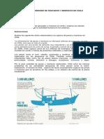 Consumo de Pescados y Mariscos en Chile