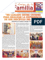EL AMIGO DE LA FAMILIA, 29 ABRIL 2018