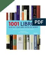 1001 Libros Que Hay Que Leer Antes de Morir - Peter Boxall -Jose Carlos Mainer