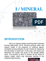 Ml Ashmineral