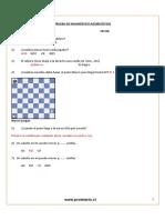 Test de Ajedrez Con Respuestas (MF Job Sepulveda)