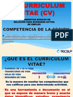 Curriculum Vitae 2018-1