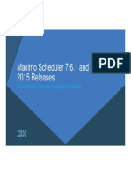Brian Downey - Maximo Scheduler