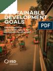 Sustainable Development Goals Iisd Prespectives