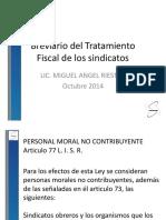 Breviario Fiscal de Sindicatos