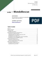 Lab Mondo Rescue