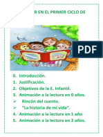 Plan Lector Inicial
