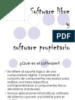 Software Libre y Privado