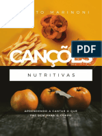 eBook Cancoes Nutritivas