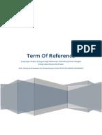 Term of Reference Kunjungan HMI