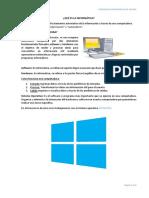 Introduccion Cartilla Informatica 2018