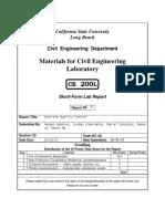 CE 200L Report 5