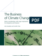 TheBusinessOfClimateChangeII