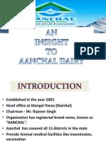 Aanchal Dairy