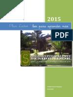 Plan Lector Colegio Sembrador 2015