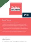 Escala de Thurstone