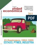 Realidad Economica No261