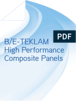 BE-Teklam Product Brochure