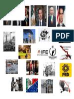 presidentes y sucesos desde 1982