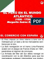 PERU Y EL MUNDO ATLANTICO