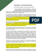 Documento Aguas