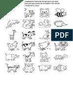Dónde Viven Los Animales