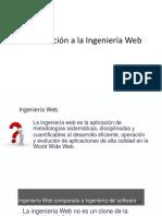 1. Introduccion Ingenieria Web I