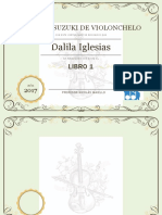 Certificado graduación