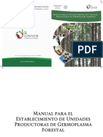1290Manual Para La Identificación y Establecimiento de Unidades Productoras de Germoplasma Forestal