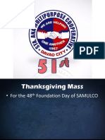 48th Foundation Mass - Feb. 26, 2015