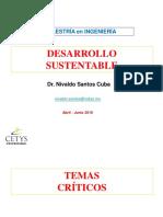 Conf 2 - Unidad II - Desarrollo Sustentable - CETYS - 2017-1